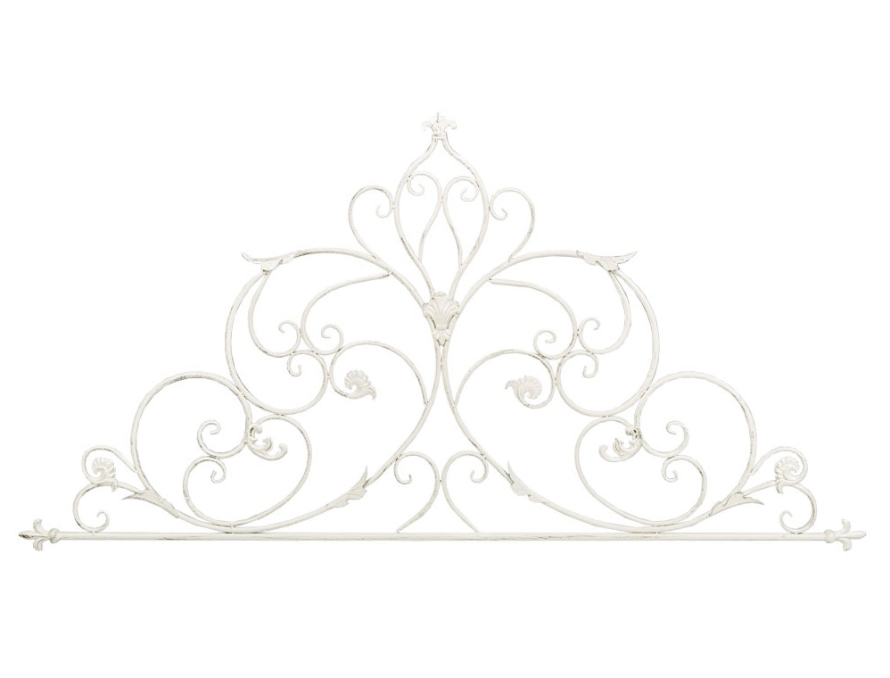 Панно ФонтейнПанно<br>Роскошный дворцовый узор панно &amp;quot;Фонтейн&amp;quot; адресован поэтическим натурам, ценящим в интерьерах самобытность и стиль, уют и гармонию. Атмосферный орнамент панно рисует невесомое королевское опахало и фееричное павлинье оперение. Открытые светлые кружева богаты атмосферой света и невесомости. Вы можете использовать панно &amp;quot;Фонтейн&amp;quot; и для наружного украшения загородного дома. Благодаря гальваническому покрытию, металл равнодушен к влаге и температурным перепадам.&amp;lt;div&amp;gt;&amp;lt;br&amp;gt;&amp;lt;/div&amp;gt;<br>&amp;lt;iframe width=&amp;quot;530&amp;quot; height=&amp;quot;315&amp;quot; src=&amp;quot;https://www.youtube.com/embed/D-TrjvOJcG4&amp;quot; frameborder=&amp;quot;0&amp;quot; allowfullscreen=&amp;quot;&amp;quot;&amp;gt;&amp;lt;/iframe&amp;gt;<br><br>Material: Металл<br>Width см: 145<br>Depth см: 1<br>Height см: 71