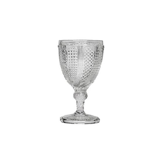 БокалБокалы<br>Фабрика VISTA ALEGRE с 1824 года изготавливает изделия из цветного стекла , смешивая песок и натуральные пигменты. Стеклянные изделия создают ручным способом путем заливания в пресс-формы жидкого стекла. Уникальные цвета и узоры на изделиях позволяют использовать их в любых интерьерных стилях, будь то Шебби шик, арт деко, богемный шик, винтаж или современный стиль.&amp;lt;div&amp;gt;&amp;lt;br&amp;gt;&amp;lt;/div&amp;gt;&amp;lt;div&amp;gt;Объем: 200 мл.&amp;amp;nbsp;&amp;lt;br&amp;gt;&amp;lt;/div&amp;gt;<br><br>Material: Стекло
