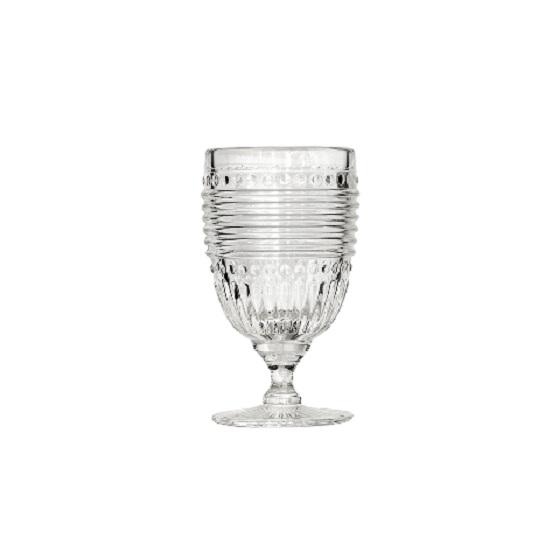 БокалБокалы<br>Фабрика VISTA ALEGRE с 1824 года изготавливает изделия из цветного стекла , смешивая песок и натуральные пигменты. Стеклянные изделия создают ручным способом путем заливания в пресс-формы жидкого стекла. Уникальные цвета и узоры на изделиях позволяют использовать их в любых интерьерных стилях, будь то Шебби шик, арт деко, богемный шик, винтаж или современный стиль.&amp;lt;div&amp;gt;&amp;lt;br&amp;gt;&amp;lt;/div&amp;gt;&amp;lt;div&amp;gt;Объем: 300 мл.&amp;amp;nbsp;&amp;lt;br&amp;gt;&amp;lt;/div&amp;gt;<br><br>Material: Стекло