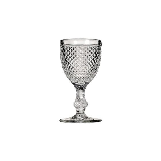 БокалБокалы<br>Фабрика VISTA ALEGRE с 1824 года изготавливает изделия из цветного стекла , смешивая песок и натуральные пигменты. Стеклянные изделия создают ручным способом путем заливания в пресс-формы жидкого стекла. Уникальные цвета и узоры на изделиях позволяют использовать их в любых интерьерных стилях, будь то Шебби шик, арт деко, богемный шик, винтаж или современный стиль.&amp;lt;div&amp;gt;&amp;lt;br&amp;gt;&amp;lt;/div&amp;gt;&amp;lt;div&amp;gt;Объем: 280 мл&amp;lt;/div&amp;gt;<br><br>Material: Стекло