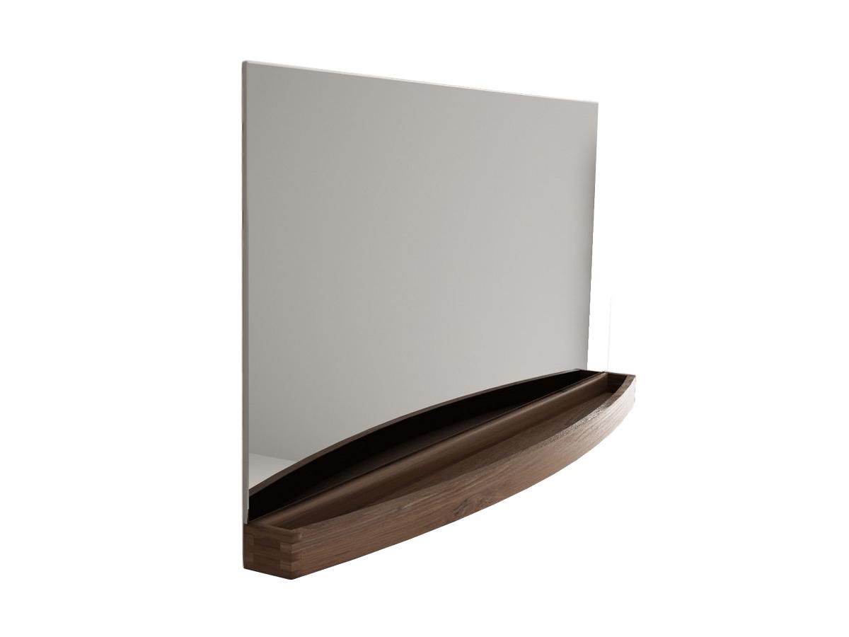 Зеркало MilesНастенные зеркала<br><br><br>Material: Тик<br>Ширина см: 120<br>Высота см: 60<br>Глубина см: 17
