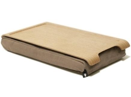 Подставка laptray (bosign) бежевый 43x6x23 см.