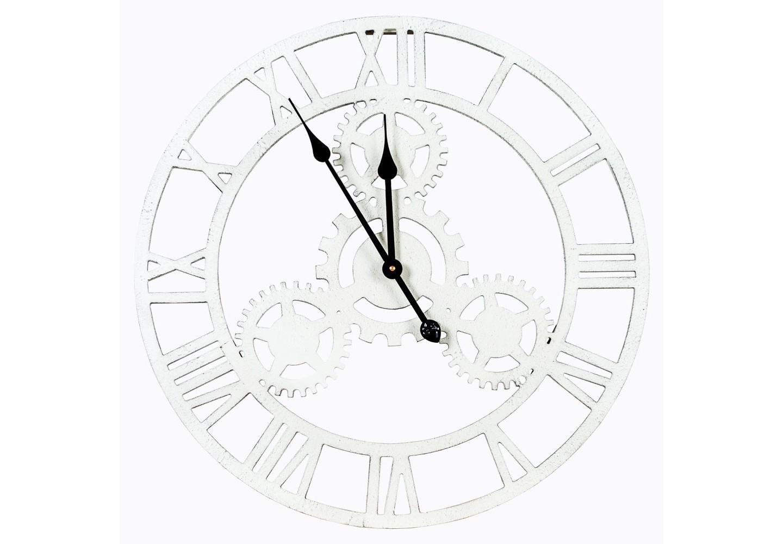 Часы «Индастри»Настенные часы<br>&amp;lt;div&amp;gt;Настенные часы &amp;quot;Индастри&amp;quot; идеальны для престижных интерьеров в жанре &amp;quot;лофт&amp;quot;, но дружественны традиционному модерну. Яркие харизматичные элементы дизайна уместны в любом доме, приветствующем индивидуальность и стиль. Такие аксессуары идеально сочетаются с натуральным деревом, пестрыми декоративными подушками и ковриками, постерами, живыми растениями и цветами. &amp;quot;Индастриал&amp;quot; - лаконичный и контрастный, но экстравагантный и привилегированный интерьерный стиль, продолжающий авангардные традиции Серебряного Века. Подобно мишени, в любом из домашних помещений часы &amp;quot;Индастри&amp;quot; моментально завоюют центр интерьерного внимания. Классический белый цвет - залог соседства с большинством предметов мебели и декора. Часы имеют удобное крепление для стены.&amp;amp;nbsp;&amp;lt;/div&amp;gt;&amp;lt;div&amp;gt;&amp;lt;br&amp;gt;&amp;lt;/div&amp;gt;&amp;lt;div&amp;gt;Тип батарейки: LR14 C 1,5 В. Необходимое количество батареек: 1 шт.&amp;amp;nbsp;&amp;lt;/div&amp;gt;&amp;lt;div&amp;gt;Батарейка в комплект изделия не входит.&amp;lt;/div&amp;gt;<br><br>&amp;lt;iframe width=&amp;quot;530&amp;quot; height=&amp;quot;360&amp;quot; src=&amp;quot;https://www.youtube.com/embed/argW-rqmbN4&amp;quot; frameborder=&amp;quot;0&amp;quot; allowfullscreen=&amp;quot;&amp;quot;&amp;gt;&amp;lt;/iframe&amp;gt;<br><br>Material: Металл<br>Depth см: 4<br>Diameter см: 60