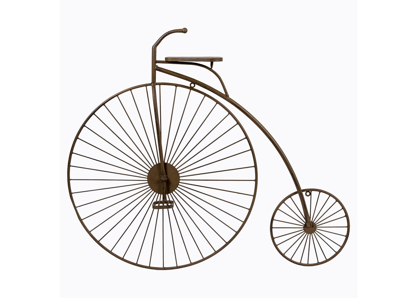 Арт-декор «Увлекательное путешествие»Другое<br>&amp;lt;div&amp;gt;Изобретение велосипеда может оказаться порой не только увлекательным, но и полезным занятием. Цель любой интерьерного изобретения - это удивление. С этой миссией двухколесная арт-инсталляция &amp;quot;Увлекательное путешествие&amp;quot; справится быстрее всех.&amp;amp;nbsp;&amp;lt;/div&amp;gt;&amp;lt;div&amp;gt;Интерьерная инсталляция &amp;quot;Увлекательное путешествие&amp;quot; - экстравагантное украшение просторных студий и пентхаусов, загородных домов и внешних фасадов. Авангардный дизайн идеален для ультрамодных интерьеров в жанрах &amp;quot;индастриал&amp;quot;, &amp;quot;лофт&amp;quot; и &amp;quot;хай-тек&amp;quot;.&amp;amp;nbsp;&amp;lt;/div&amp;gt;&amp;lt;div&amp;gt;Металлические предметы декора идеально совместимы с натуральными деревом и текстилем, разноцветными подушками и ковриками, керамикой, живыми растениями и цветами.&amp;lt;/div&amp;gt;&amp;lt;div&amp;gt;&amp;lt;br&amp;gt;&amp;lt;/div&amp;gt;<br><br>&amp;lt;iframe width=&amp;quot;530&amp;quot; height=&amp;quot;360&amp;quot; src=&amp;quot;https://www.youtube.com/embed/NnFNLdB2hYk&amp;quot; frameborder=&amp;quot;0&amp;quot; allowfullscreen=&amp;quot;&amp;quot;&amp;gt;&amp;lt;/iframe&amp;gt;<br><br>Material: Металл<br>Width см: 90<br>Depth см: 9<br>Height см: 107