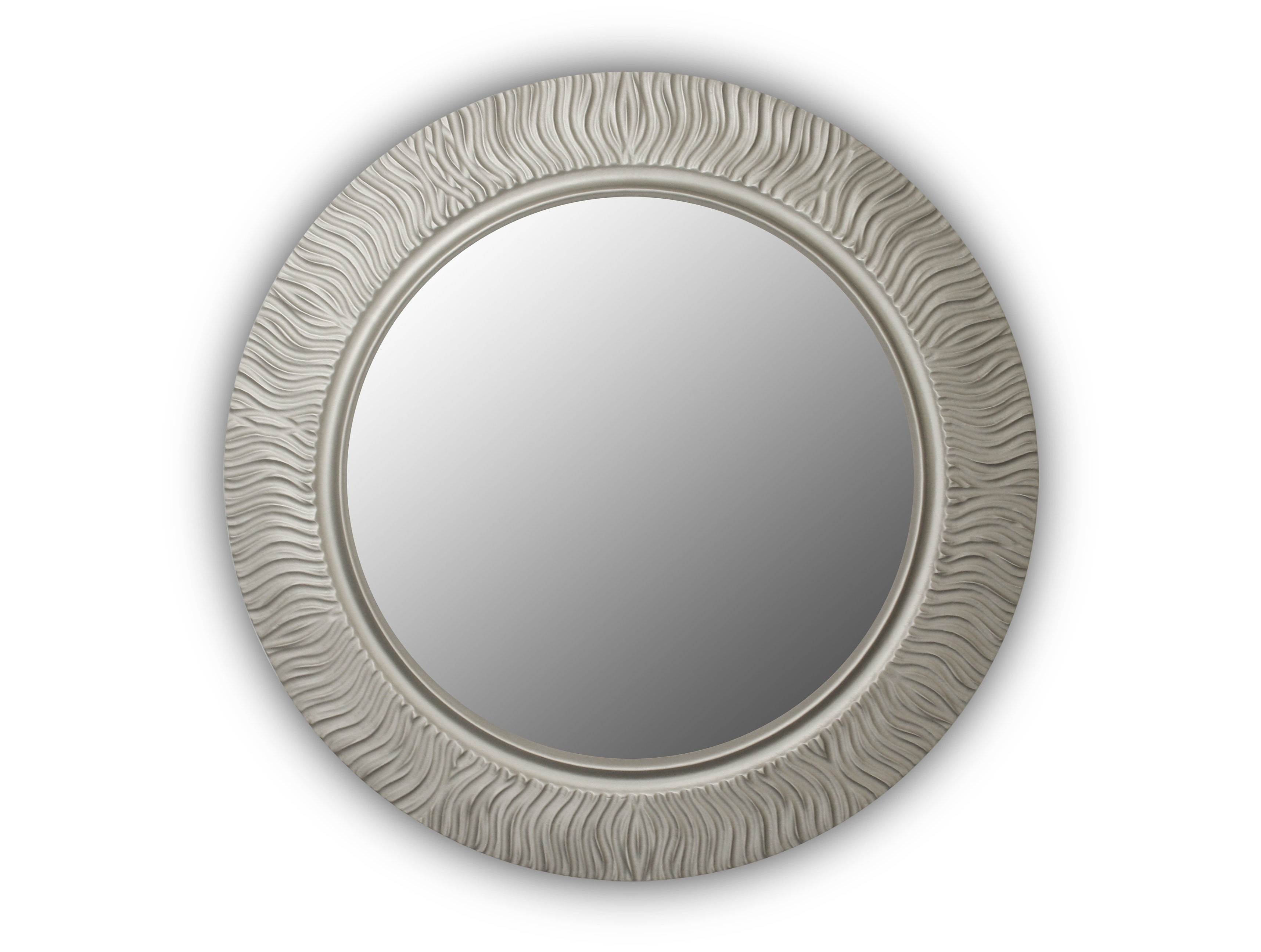 Зеркало Fashion waveНастенные зеркала<br>Патина&amp;lt;div&amp;gt;Возможен заказ изделий размерами 90 см, 75 см, 65 см&amp;lt;/div&amp;gt;<br><br>Material: Дерево<br>Height см: 3.6<br>Diameter см: 90