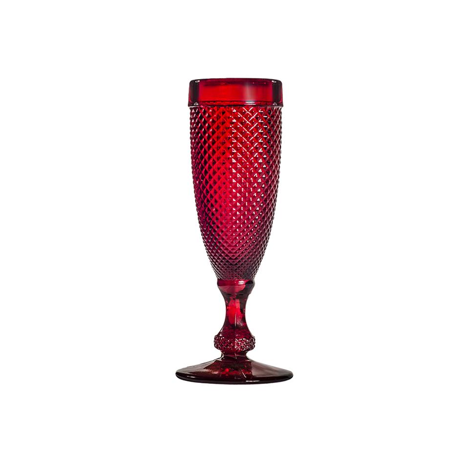 БокалБокалы<br>Фабрика VISTA ALEGRE с 1824 года изготавливает изделия из цветного стекла , смешивая песок и натуральные пигменты. Стеклянные изделия создают ручным способом путем заливания в пресс-формы жидкого стекла. Уникальные цвета и узоры на изделиях позволяют использовать их в любых интерьерных стилях, будь то Шебби шик, арт деко, богемный шик, винтаж или современный стиль.&amp;lt;div&amp;gt;&amp;lt;br&amp;gt;&amp;lt;/div&amp;gt;&amp;lt;div&amp;gt;Объем: 110 мл.&amp;lt;/div&amp;gt;<br><br>Material: Стекло