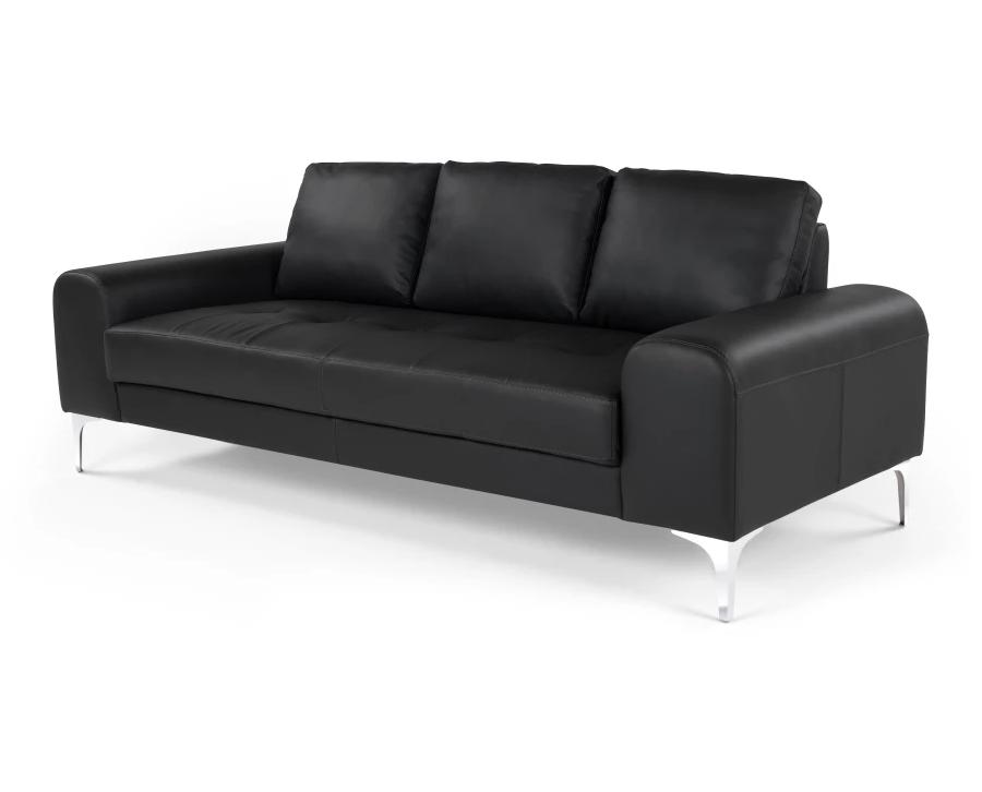 Диван Vitto Black leather