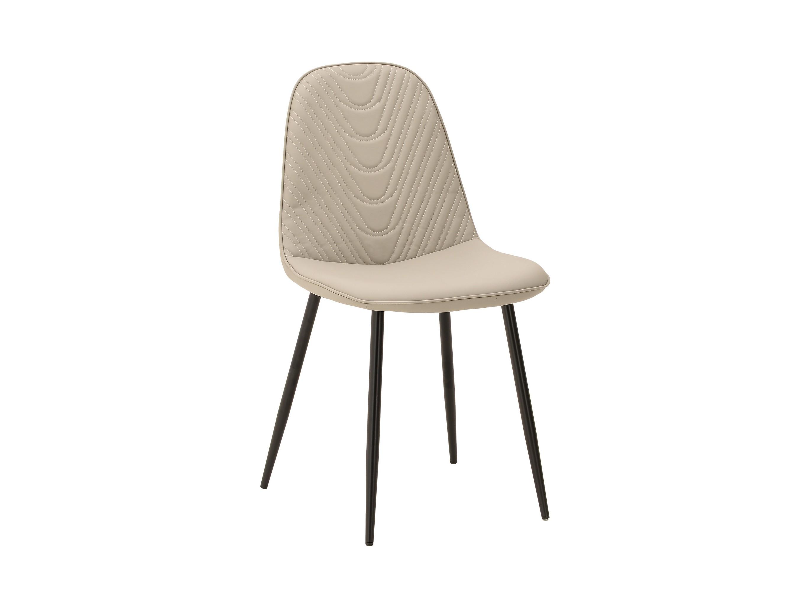 Стул AntrefortОбеденные стулья<br>Материал: металл. экокожа<br><br>Material: Экокожа<br>Ширина см: 45<br>Высота см: 86<br>Глубина см: 43
