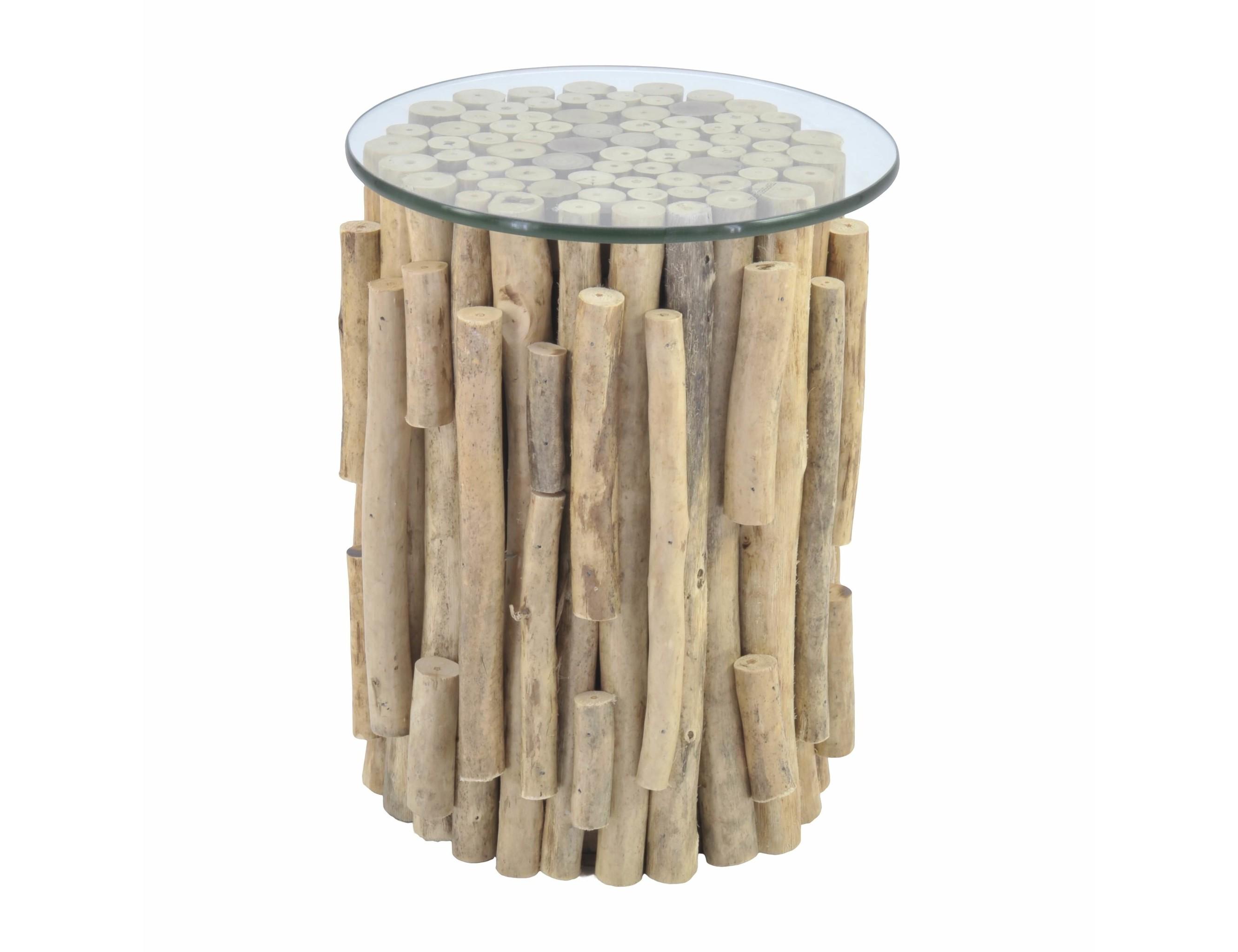 Стол DentrosКофейные столики<br>Материал: береза, стекло<br><br>Material: Береза<br>Высота см: 78