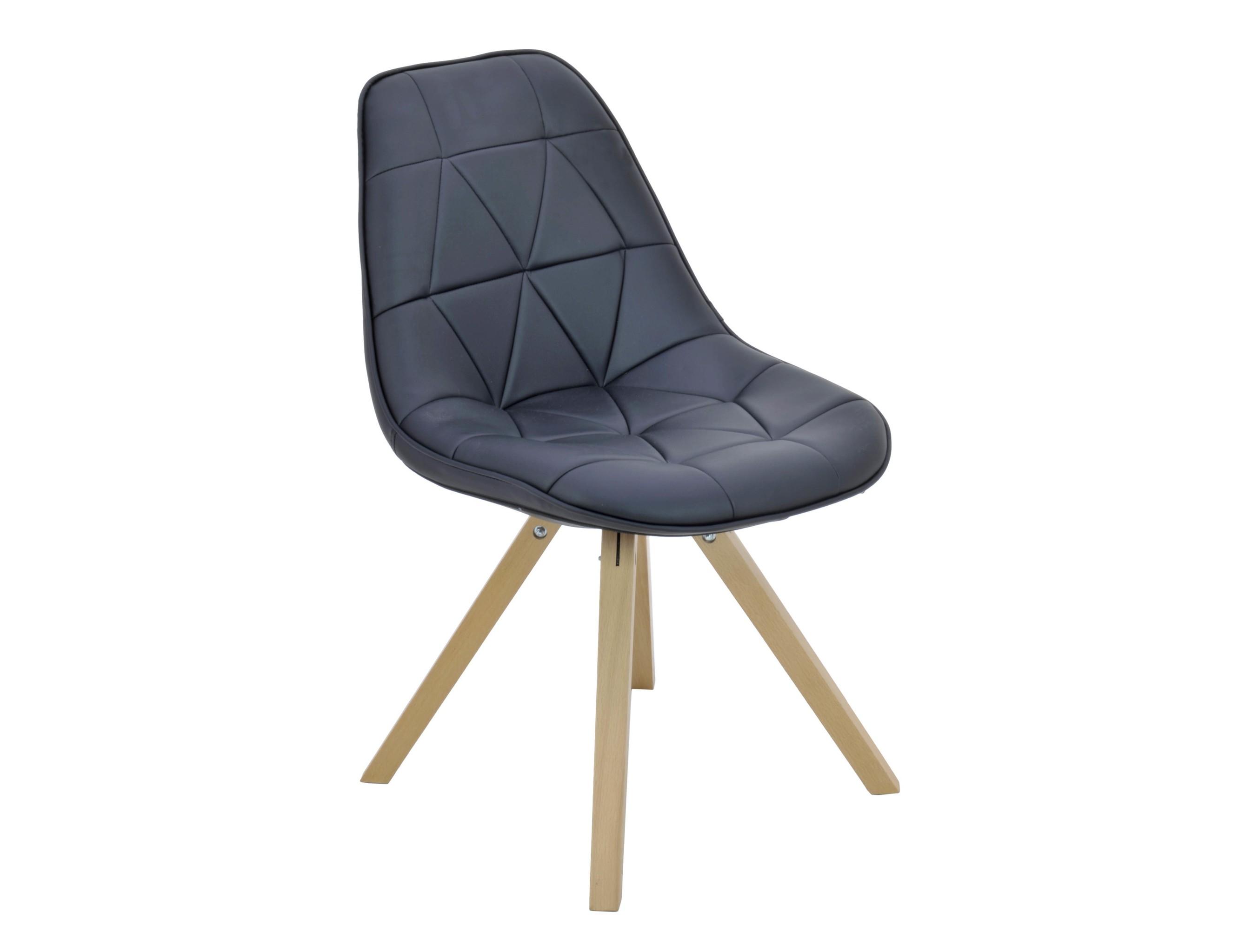 Стул MoudrigaОбеденные стулья<br>Материал: дерево, экокожа<br><br>Material: Экокожа<br>Width см: 52<br>Depth см: 41<br>Height см: 84