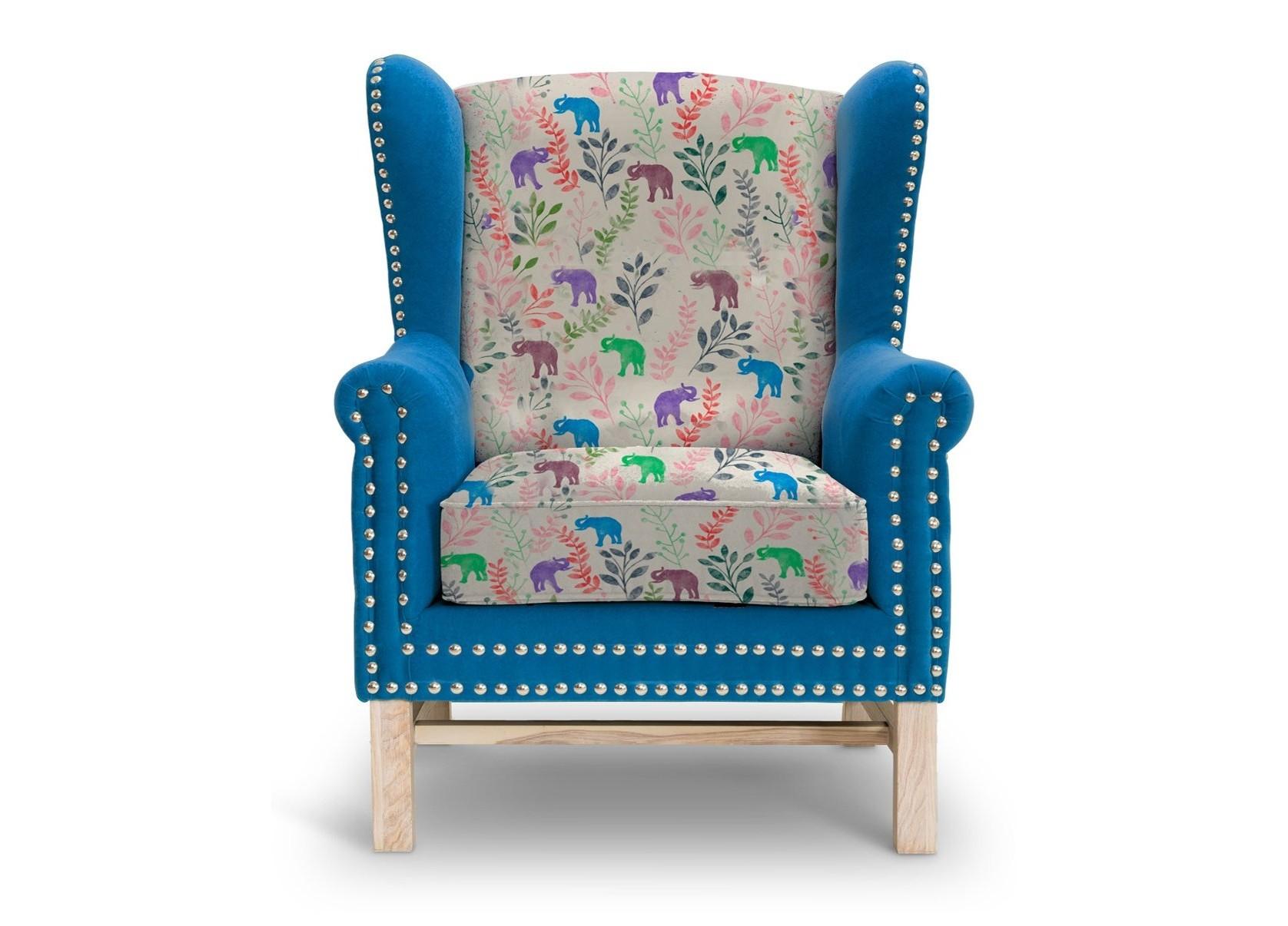 Кресло Ocean ElefantИнтерьерные кресла<br>Уникальный дизайн. Кресло с притом одного из талантливейших художников- иллюстраторов Джеймса Соареса. Отличительная черта американского художника это абстрактный графический дизайн с сочетанием множества оттенков. Комбинируя формы, глубину и текстуры, геометрические узоры, Джеймс противопоставляет структурированное и хаотичному, искусственное и натуральному, а также механическое органическому.&amp;amp;nbsp;&amp;lt;div&amp;gt;&amp;lt;br&amp;gt;&amp;lt;/div&amp;gt;&amp;lt;div&amp;gt;Произведено из экологически чистых материалов. Используется только итальянская фурнитура! Каркас и ножки  - дуб. Модель представлена в ткани микровелюр – мягкий, бархатистый материал. Отлично пропускает воздух, отталкивает пыль и долго сохраняет изначальный цвет, не протираясь и не выцветая.&amp;amp;nbsp;&amp;lt;/div&amp;gt;&amp;lt;div&amp;gt;Варианты исполнения: <br>По желанию возможность выбрать ткань из других коллекций.&amp;amp;nbsp;&amp;lt;/div&amp;gt;&amp;lt;div&amp;gt;Гарантия: от производителя 1 год.&amp;lt;/div&amp;gt;&amp;lt;div&amp;gt;Материалы: дуб, текстиль.&amp;amp;nbsp;&amp;lt;/div&amp;gt;&amp;lt;div&amp;gt;Более точную информацию уточняйте у менеджера.&amp;lt;/div&amp;gt;<br><br>Material: Текстиль<br>Length см: None<br>Width см: 86<br>Depth см: 84<br>Height см: 105