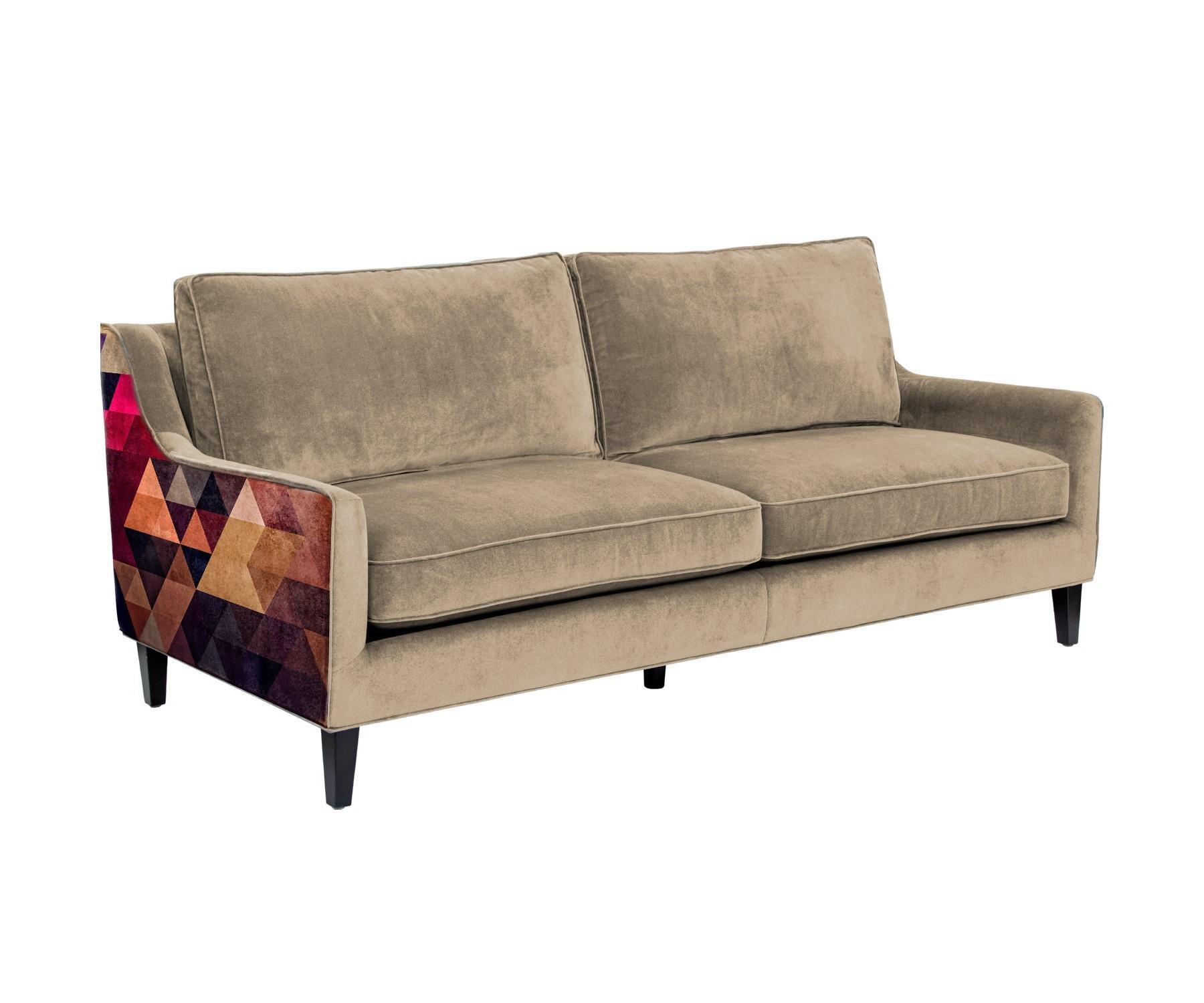 Icon designe диван triangle бежевый  65836/9