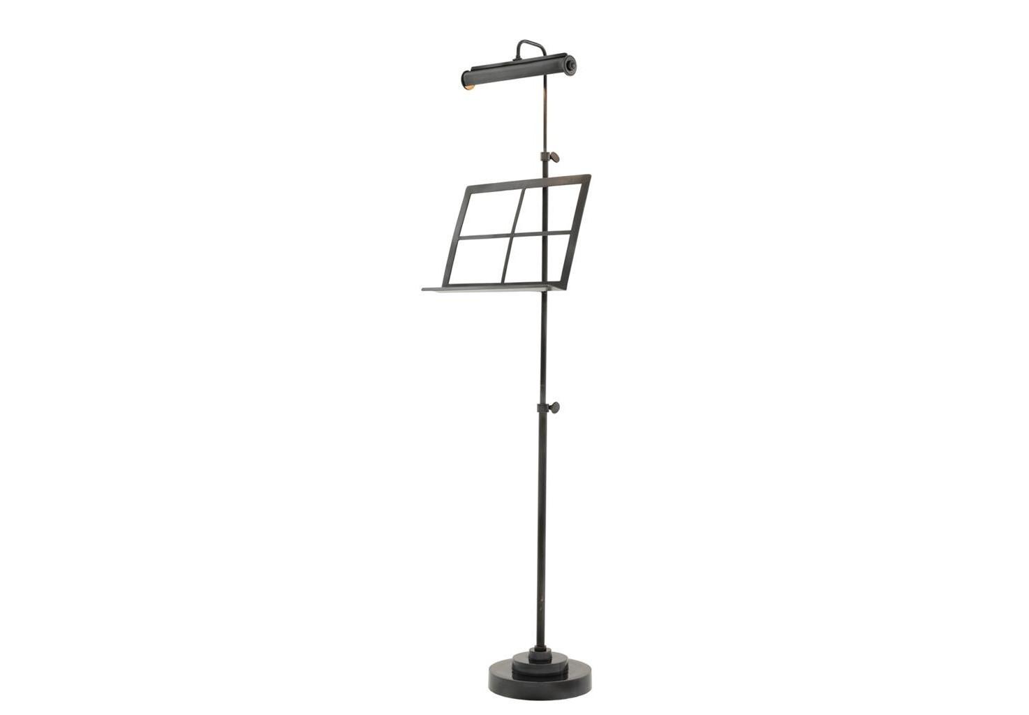 Настольная лампаДекоративные лампы<br>Лампа для рабочего стола c подставкой для книг Book Stand Higgins с регулируемой лампой. Выполнена из металла бронзового цвета. Высота регулируется от 199 см до 167 см.&amp;lt;div&amp;gt;&amp;lt;br&amp;gt;&amp;lt;/div&amp;gt;&amp;lt;div&amp;gt;&amp;lt;div&amp;gt;Тип цоколя: E14&amp;lt;/div&amp;gt;&amp;lt;div&amp;gt;Мощность: 40W&amp;lt;/div&amp;gt;&amp;lt;div&amp;gt;Кол-во ламп: 2 (нет в комплекте)&amp;lt;/div&amp;gt;&amp;lt;/div&amp;gt;<br><br>Material: Металл<br>Width см: 26,5<br>Depth см: 25,5<br>Height см: 176