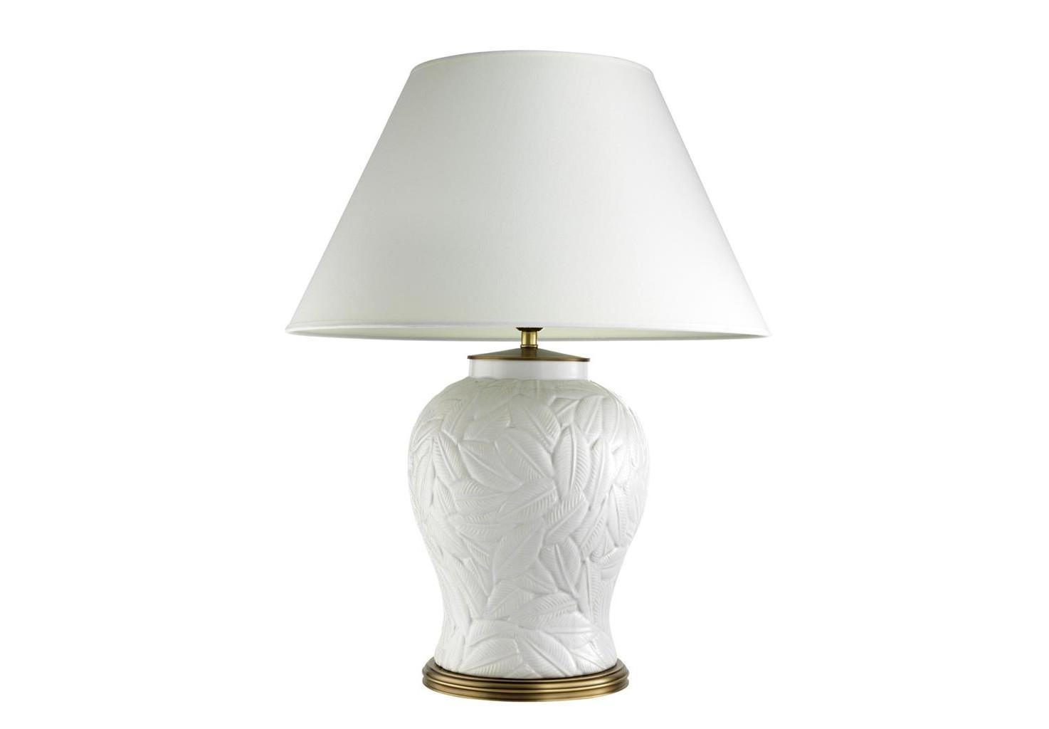 Настольная лампаДекоративные лампы<br>Настольная лампа Table Lamp Cyprus с вазой из керамики белого цвета. Текстильный белый абажур скрывает лампу.&amp;lt;div&amp;gt;&amp;lt;br&amp;gt;&amp;lt;/div&amp;gt;&amp;lt;div&amp;gt;&amp;lt;div&amp;gt;Тип цоколя: E27&amp;lt;/div&amp;gt;&amp;lt;div&amp;gt;Мощность: 40W&amp;lt;/div&amp;gt;&amp;lt;div&amp;gt;Кол-во ламп: 1 (нет в комплекте)&amp;lt;/div&amp;gt;&amp;lt;/div&amp;gt;<br><br>Material: Керамика<br>Height см: 85<br>Diameter см: 65