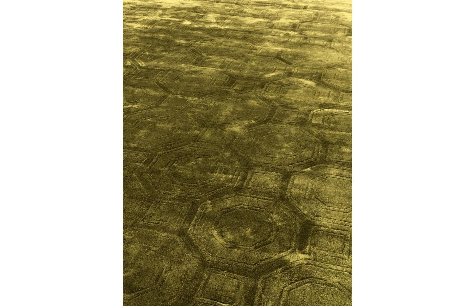 КоверПрямоугольные ковры<br>Ковер Carpet Shaw из 100% новозелландской шерсти. Цвет: болотно-зеленый. Ручная работа.<br><br>Material: Шерсть<br>Width см: 240<br>Depth см: 170