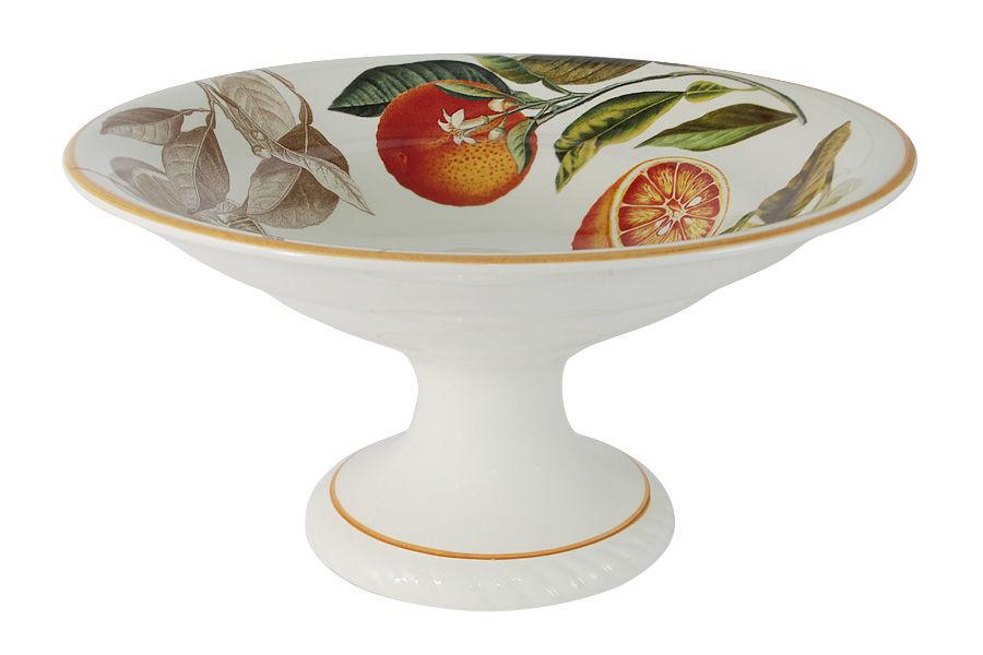 Ваза для фруктов АпельсиныПодставки и доски<br><br><br>Material: Керамика<br>Height см: 16<br>Diameter см: 30