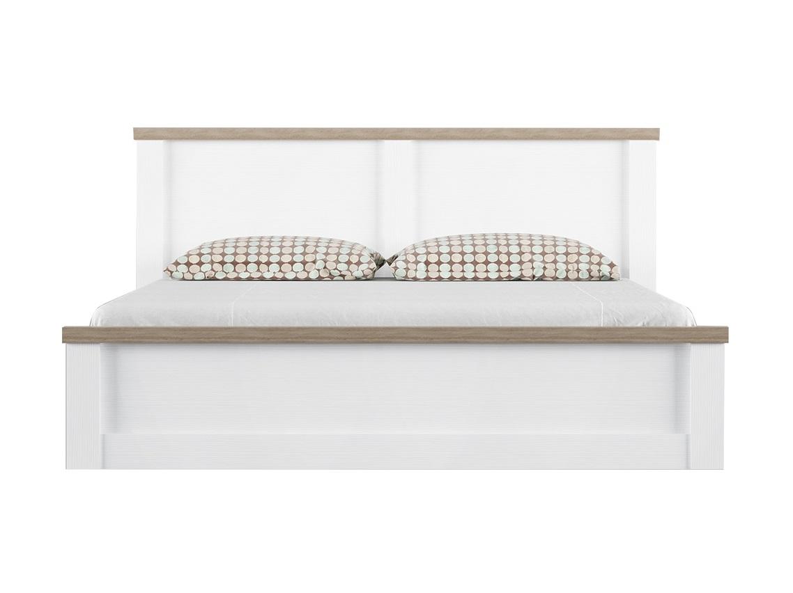 Кровать ProvansДеревянные кровати<br>Создавая коллекцию PROVANS, мы соблюдали основной принцип этого стиля - сочетание простых форм со спокойными фактурными оттенками. Нежный цвет вудлайн крем создает ощущение легкости, а контрастный дуб кантри с насыщенной древесной структурой, придает коллекции роскошный архаичный вид. Эта коллекция, несомненно подчеркнет Ваш тонкий вкус и пропитает интерьер дома яркими красками французской провинции.&amp;lt;div&amp;gt;&amp;lt;br&amp;gt;&amp;lt;/div&amp;gt;&amp;lt;div&amp;gt;Размер спального места 1600*2000 мм.&amp;amp;nbsp;&amp;lt;/div&amp;gt;<br><br>Material: ДСП<br>Ширина см: 165.1<br>Высота см: 91.4<br>Глубина см: 205.3