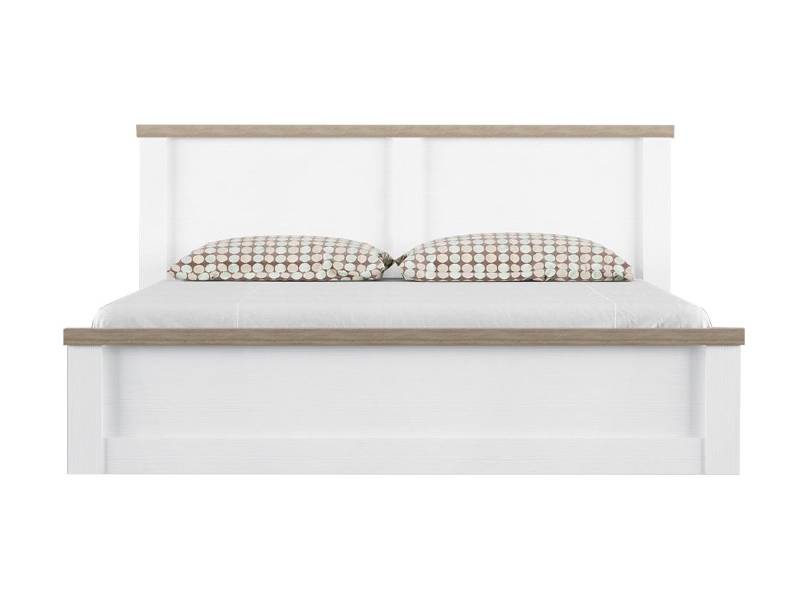 Кровать ProvansДеревянные кровати<br>Создавая коллекцию PROVANS, мы соблюдали основной принцип этого стиля - сочетание простых форм со спокойными фактурными оттенками. Нежный цвет вудлайн крем создает ощущение легкости, а контрастный дуб кантри с насыщенной древесной структурой, придает коллекции роскошный архаичный вид. Эта коллекция, несомненно подчеркнет Ваш тонкий вкус и пропитает интерьер дома яркими красками французской провинции.&amp;amp;nbsp;&amp;lt;div&amp;gt;&amp;lt;br&amp;gt;&amp;lt;/div&amp;gt;&amp;lt;div&amp;gt;Размер спального  места 1400*2000 мм.&amp;amp;nbsp;&amp;lt;/div&amp;gt;<br><br>Material: ДСП<br>Width см: 145.1<br>Depth см: 205.3<br>Height см: 91.4