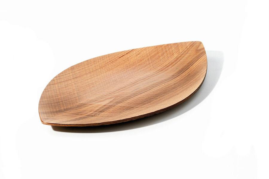 Сервировочная тарелка LegnoartДекоративные подносы<br><br><br>Material: Ясень<br>Ширина см: 33<br>Глубина см: 19