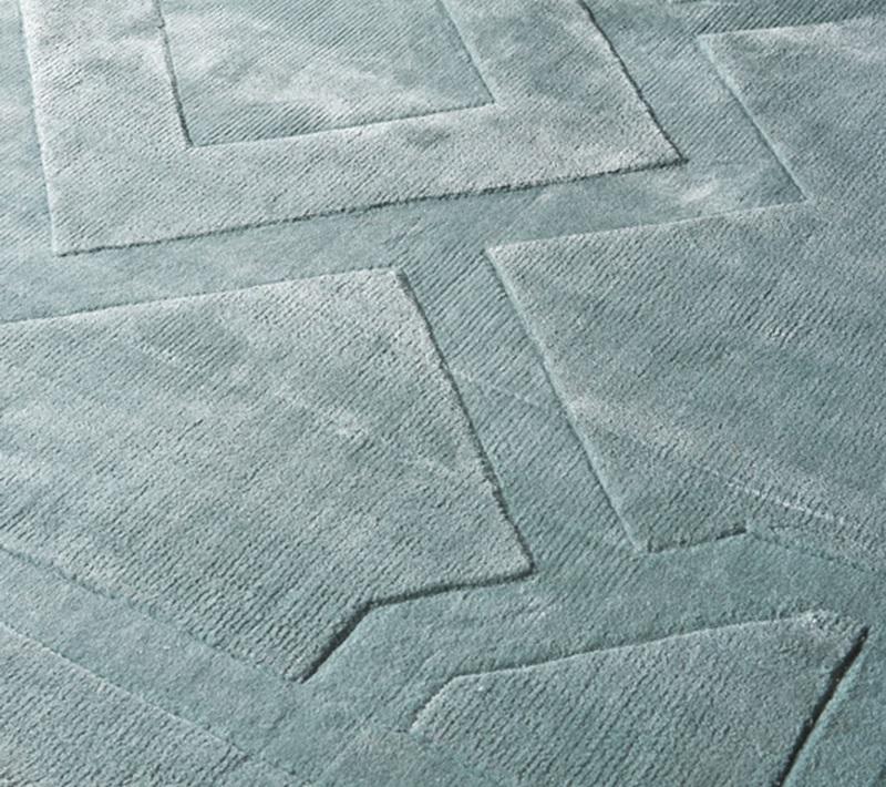 КоверПрямоугольные ковры<br>Ковер Carpet Warner выполнен из 100% вискозы. Цвет: светло-голубой. Ручная работа.<br><br>Material: Вискоза<br>Ширина см: 300<br>Глубина см: 200