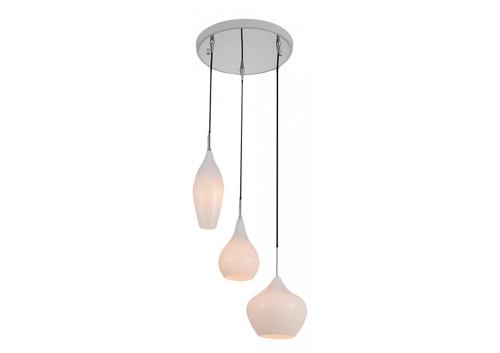Подвесной светильник PentolaПодвесные светильники<br>Вид цоколя: G9Мощность: &amp;nbsp;25W&amp;nbsp;Количество ламп: 3 (нет в комплекте)<br><br>kit: None<br>gender: None