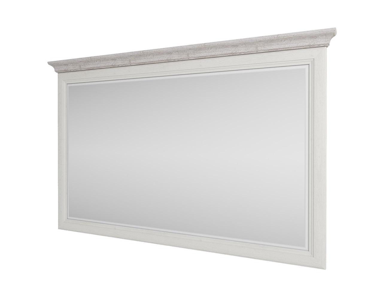 Зеркало MonakoНастенные зеркала<br>Классическая мебель всегда привлекает ценителей гармоничного интерьера дома. Выдержанный стиль коллекции MONAKO, благородное сочетание двух цветовых гамм - сосна винтаж и дуб анкона - создадут приятную обстановку Вашего дома.  Оригинальные металлические ручки и патина на декоративных элементах делают эту коллекцию очень элегантной, а большой модельный ряд позволит обустроить достойный интерьер.&amp;amp;nbsp;<br><br>Material: ДСП<br>Width см: 139<br>Depth см: 5.7<br>Height см: 87.6