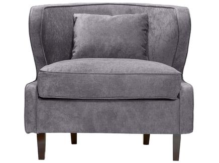Кресло видия (modern classic) серый 90.0x90.0x90.0 см.