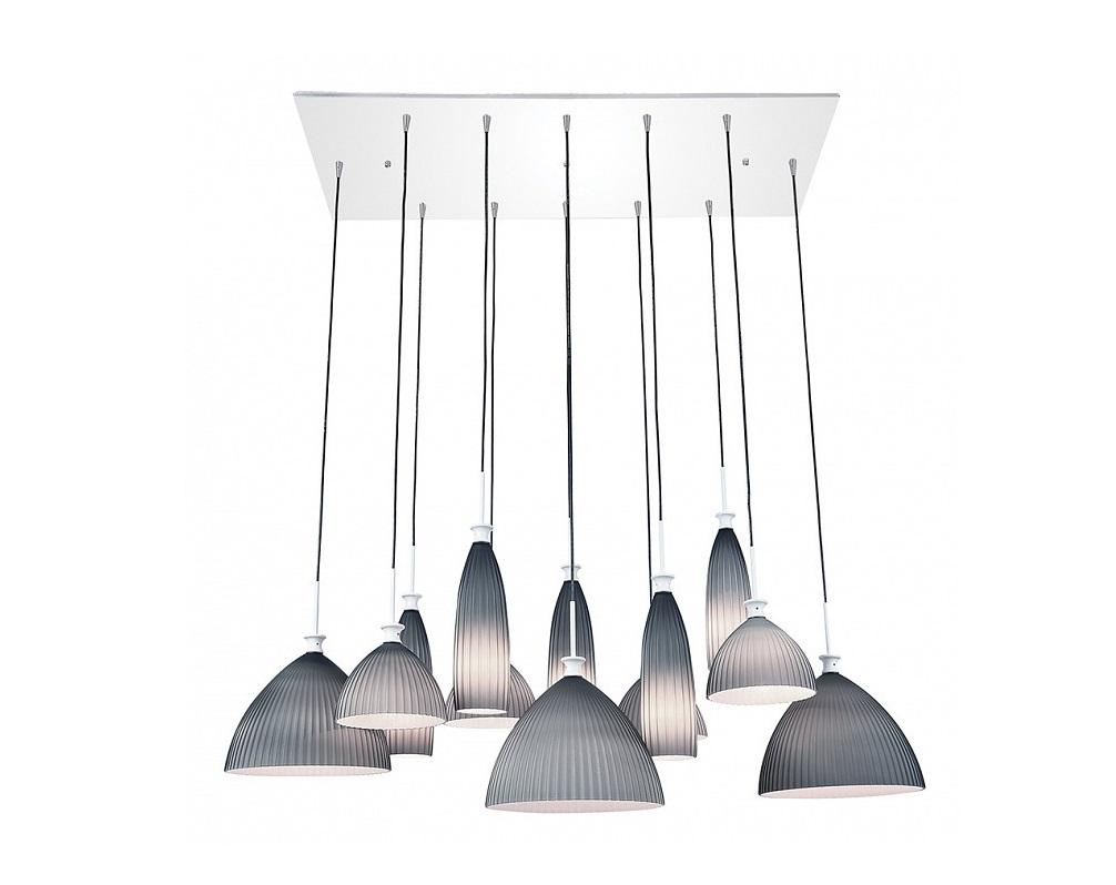 Подвесной светильник agola (lightstar) серый 120.0x60.0x50.0 см. фото