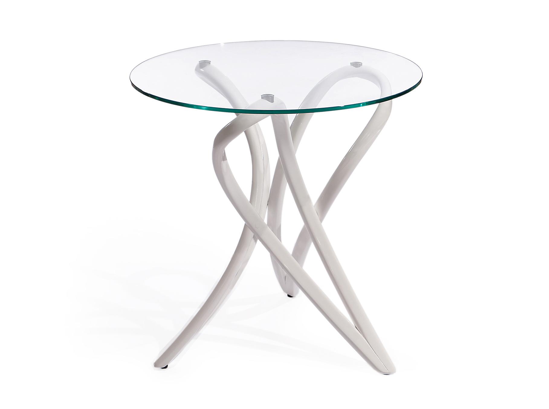 Стол кофейный  Apriori VКофейные столики<br>Функциональная модель коллекции Apriori изготовлена из высококачественных материалов. Кофейный стол на кухне является интересной деталью современного дизайна.<br>Столь популярный в ресторанной среде элемент, успешно прижился в интерьерах домашних кухонь и гостиных. Эта выразительная модель прекрасно подойдет в качестве дополнительного места для размещения блюд, а также для разделения зон кухни и столовой.<br><br>Material: Стекло<br>Высота см: 75.0