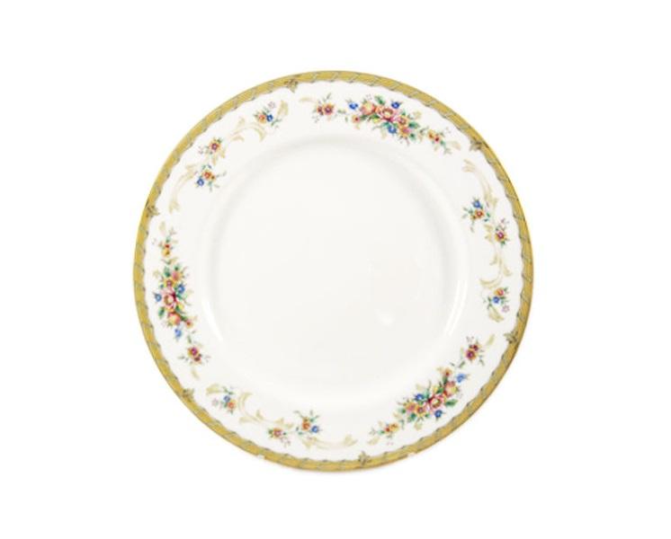 Набор обеденных тарелок Наслаждение (6 шт.)Тарелки<br><br><br>Material: Керамика