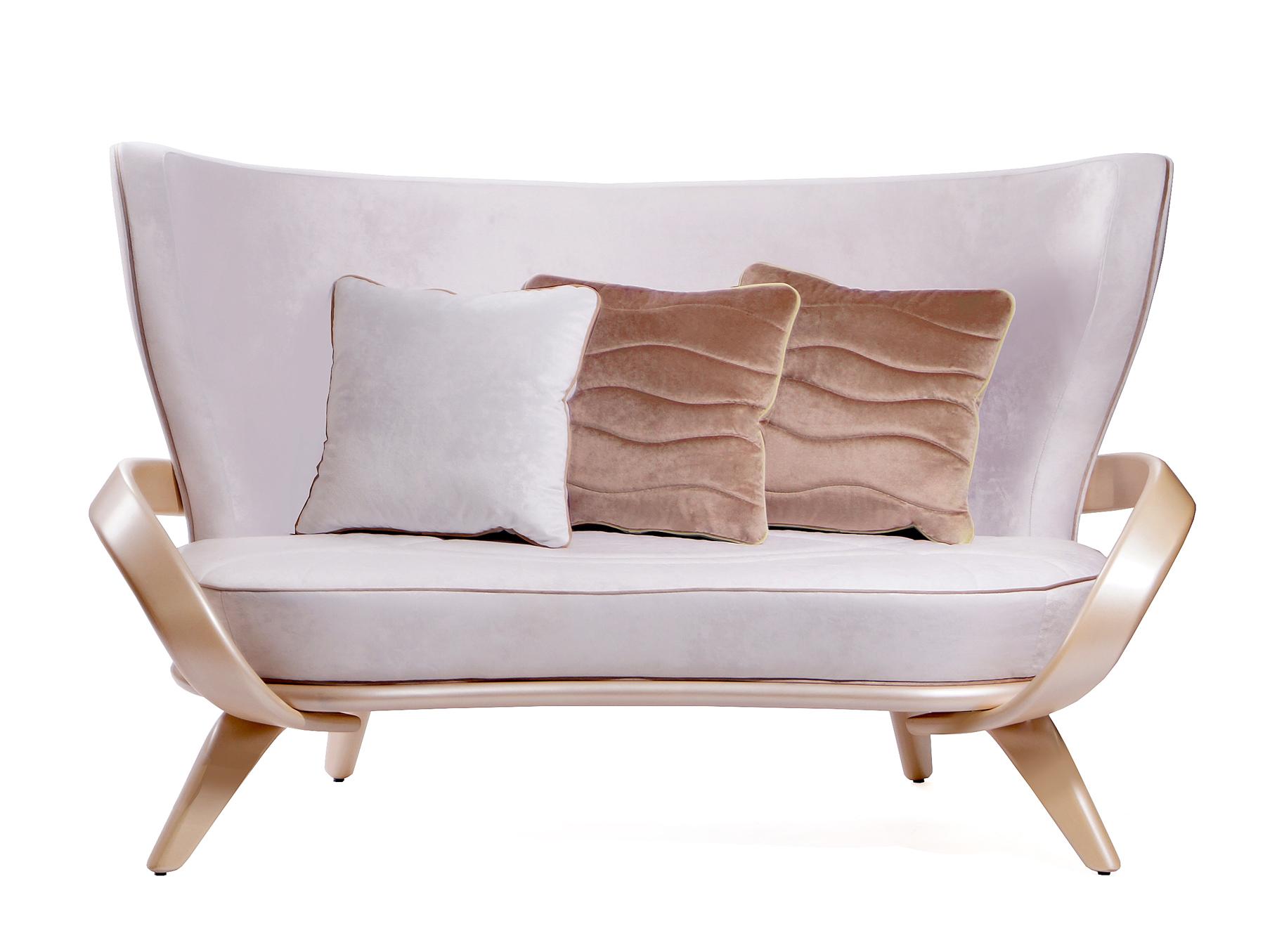 Диван «Aприори S»Двухместные диваны<br>Небольшой диванчик из симметричной серии с изящными  подлокотниками из натурального дерева. Есть модификации увеличенных размеров.&amp;amp;nbsp;&amp;lt;div&amp;gt;&amp;lt;br&amp;gt;&amp;lt;/div&amp;gt;&amp;lt;div&amp;gt;Материал<br>Натуральное дерево/береза /61тон выбеленная береза  + перламутровый эффект&amp;amp;nbsp;&amp;lt;/div&amp;gt;&amp;lt;div&amp;gt;Обивка <br>Экокожа наппа белая.&amp;lt;/div&amp;gt;<br><br>Material: Кожа<br>Length см: None<br>Width см: 190<br>Depth см: 85<br>Height см: 95