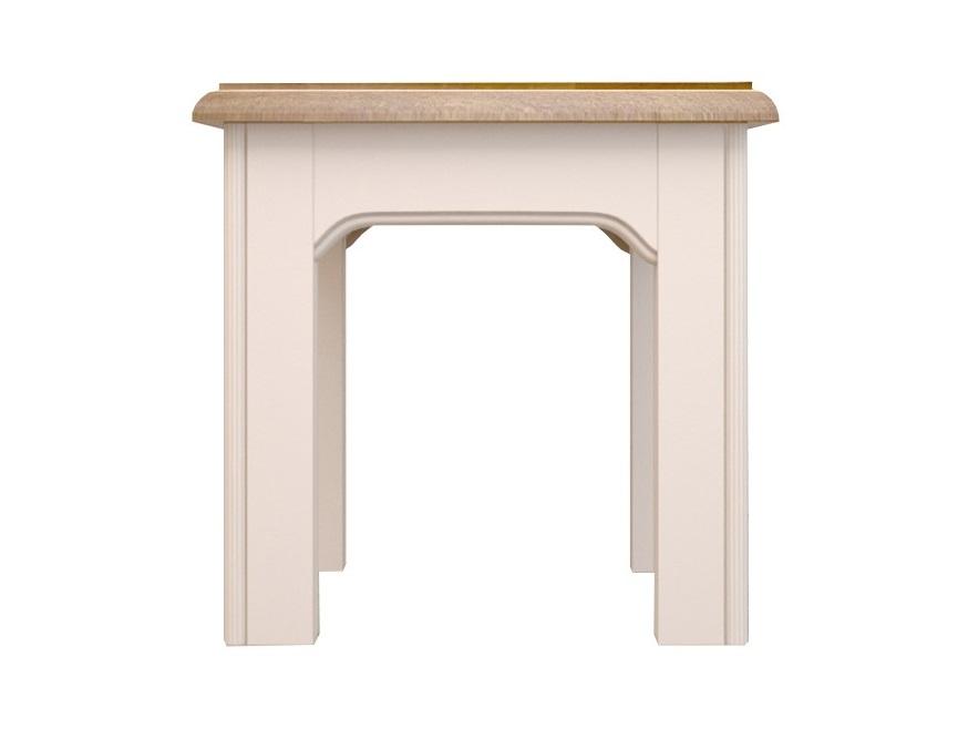 Прикроватный столик OliviaПрикроватные тумбы, комоды, столики<br>Материал столешницы - ясень<br><br>Material: Береза<br>Width см: 35<br>Depth см: 29<br>Height см: 34