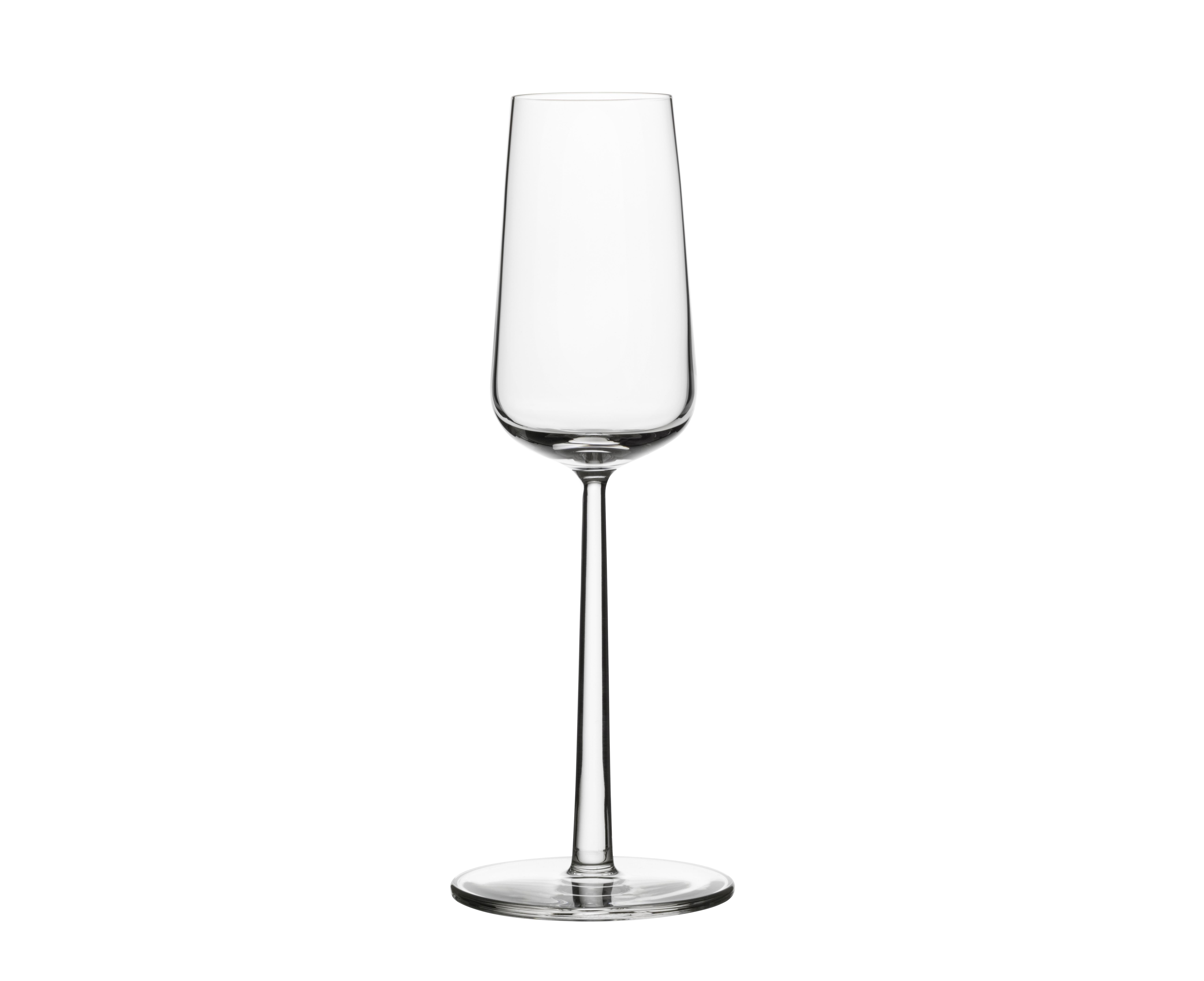Бокал для шампанского Essence (2 шт)Бокалы<br>Серия Essence - это серия бокалов для всех видов алкоголя. Вместе они создают прекрасный вид на обеденном столе. Из бокалов данной серии невероятно приятно пить!<br><br>Material: Стекло<br>Length см: None<br>Width см: 17<br>Depth см: 8<br>Height см: 23<br>Diameter см: None