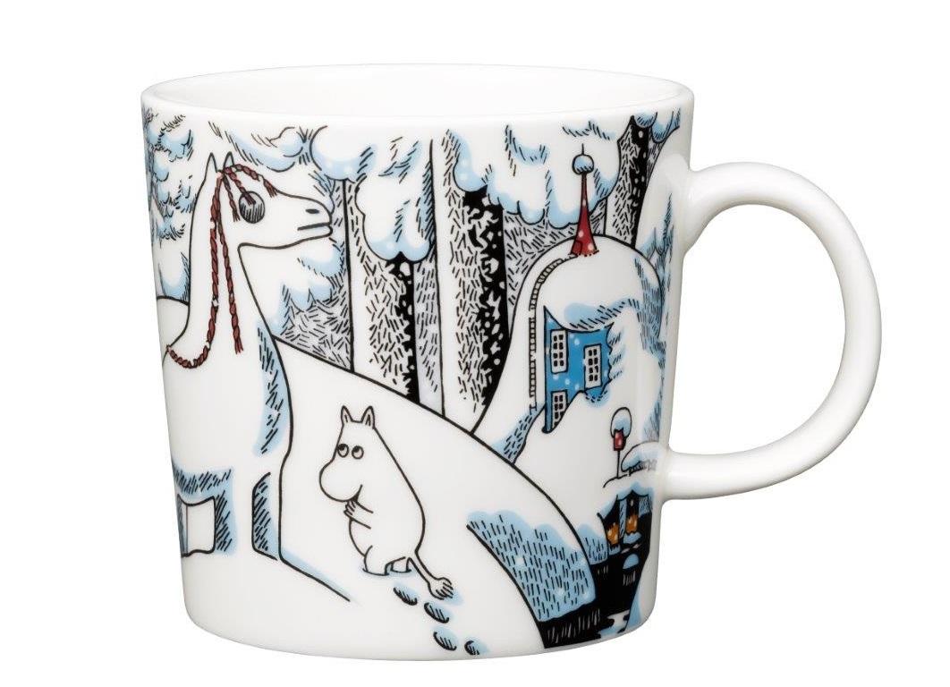 Кружка Снежный коньЧайные пары, чашки и кружки<br><br><br>Material: Фарфор<br>Высота см: 11