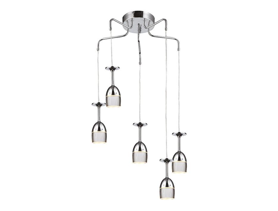 СветильникПотолочные светильники<br>&amp;lt;div&amp;gt;Вид цоколя: LED&amp;lt;/div&amp;gt;&amp;lt;div&amp;gt;Мощность: &amp;amp;nbsp;5W&amp;lt;/div&amp;gt;&amp;lt;div&amp;gt;Количество ламп: 5 (в комплекте)&amp;lt;/div&amp;gt;<br><br>Material: Металл<br>Height см: 56<br>Diameter см: 21