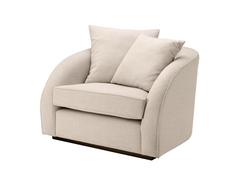 Кресло Les PalmiersИнтерьерные кресла<br>Кресло &amp;amp;nbsp;Les Palmiers на основании из дерева черного цвета.&amp;amp;nbsp;&amp;lt;div&amp;gt;Состав ткани: 84% полиэстер, 16% лен.&amp;lt;/div&amp;gt;<br><br>Material: Текстиль<br>Ширина см: 101.0<br>Высота см: 72.0<br>Глубина см: 91.0