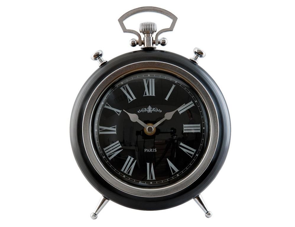 ЧасыНастольные часы<br>Винтажные часы в строгом стиле подойдут для декора кабинета.&amp;lt;div&amp;gt;&amp;lt;br&amp;gt;&amp;lt;/div&amp;gt;&amp;lt;div&amp;gt;Механизм: кварцевый&amp;lt;/div&amp;gt;<br><br>Material: Металл<br>Width см: 19<br>Depth см: 6<br>Height см: 26