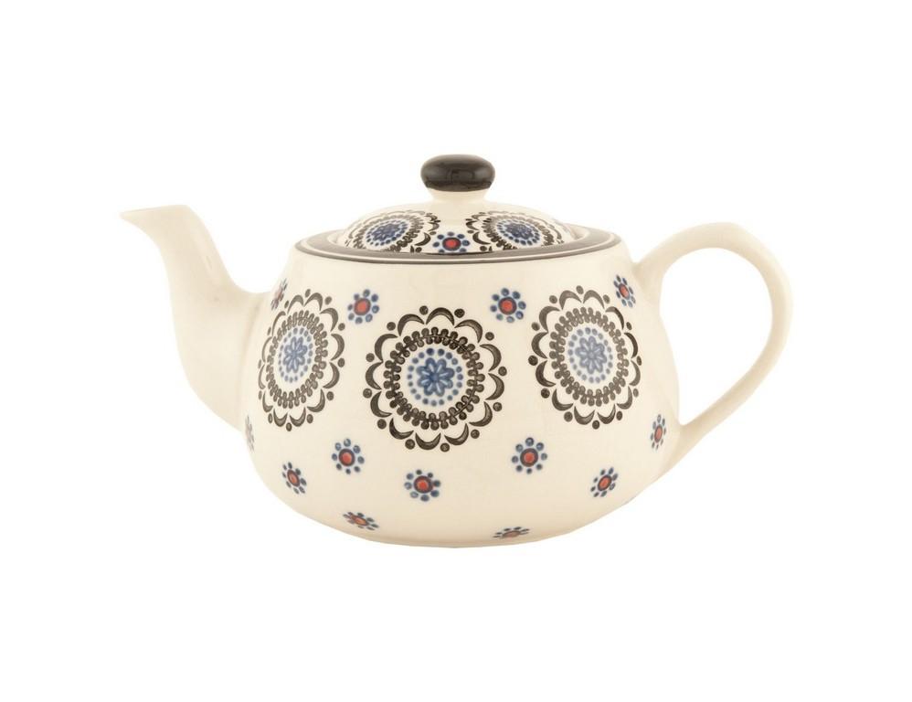 ЧайникЧайники<br>Объем 0.7 литра.<br><br>Material: Керамика<br>Высота см: 14