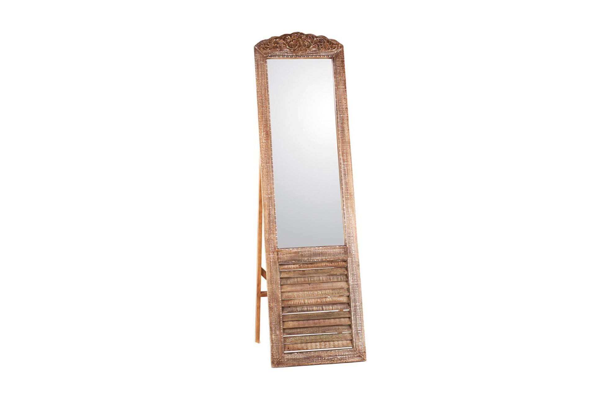 Напольное зеркало  BrewsНапольные зеркала<br>Напольное зеркало<br><br>Material: Дерево<br>Width см: 48<br>Depth см: 6<br>Height см: 170
