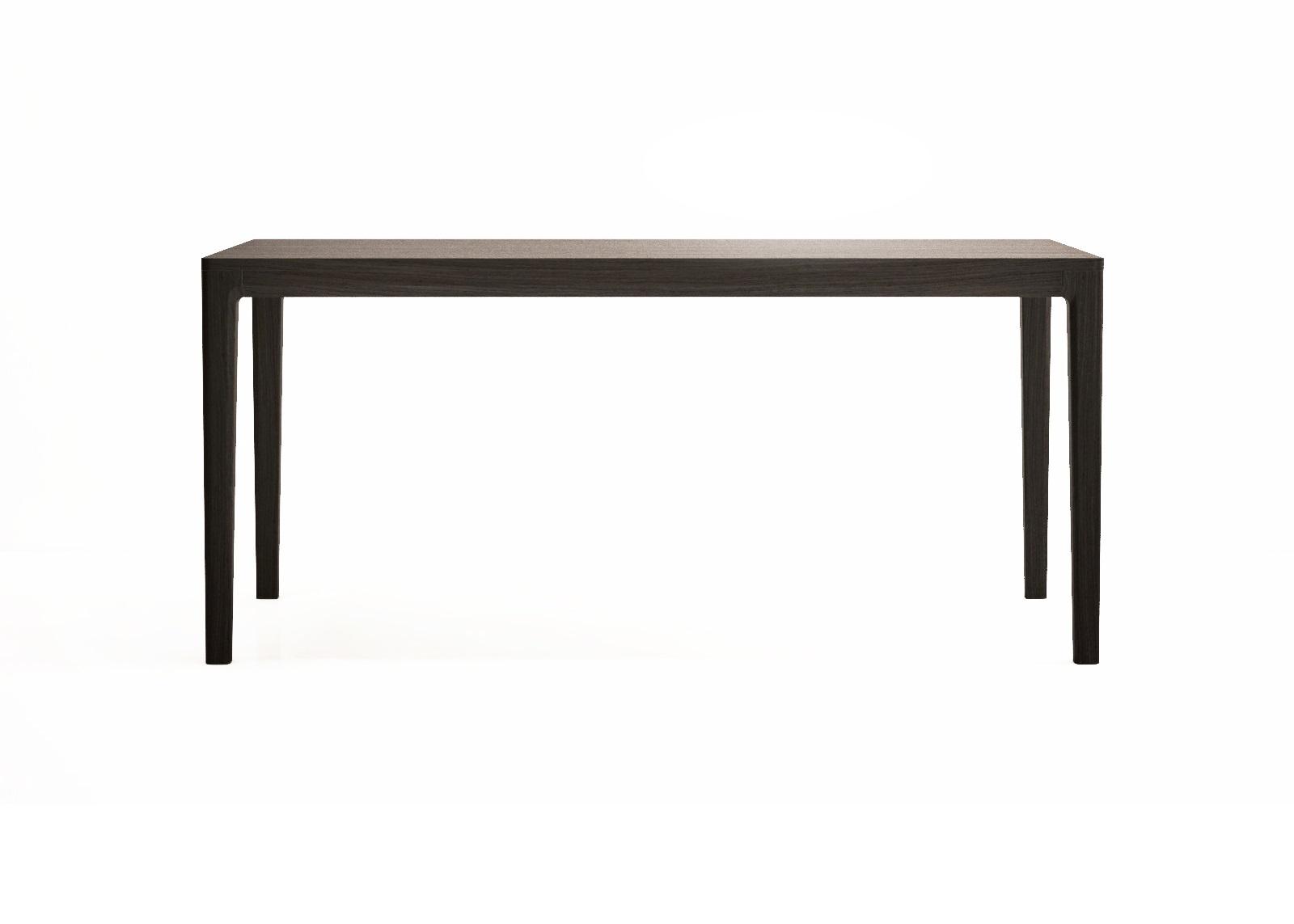 Обеденный стол MAVISОбеденные столы<br>Обеденный стол MAVIS представляет собой безупречный дизайн, элегантность и универсальность.<br>Благодаря своему внешнему минимализму MAVIS отлично впишется в интерьер кухни, столовой или офиса,<br>кроме того, к нему подойдет множество самых разных типов стульев.<br>Размеры стола рассчитаны на 6-8 персон.<br>Стол MAVIS доступен в пяти видах отделки: светлый дуб, темный дуб, дуб венге, беленый дуб, дуб орех.<br><br>Material: Дуб<br>Ширина см: 160<br>Высота см: 80<br>Глубина см: 75