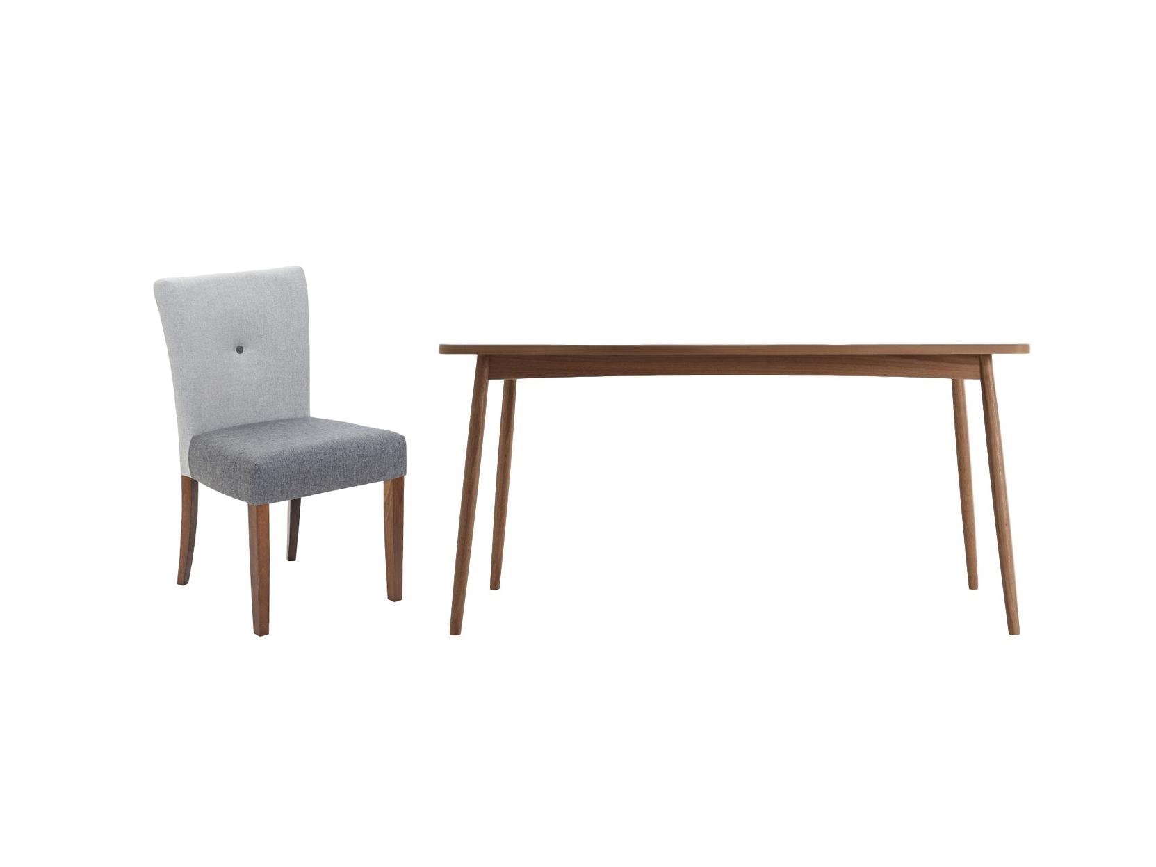 Обеденная группа Twist (стол + 4 стула)Комплекты для столовой<br>&amp;lt;div&amp;gt;&amp;lt;div&amp;gt;Средних габаритов обеденный стол. Идеальное решение для молодой семьи, в качестве дополнительного стола (например, как «кухонного дублёра» главному столу в гостиной) или стола в небольшой квартире-студии.&amp;amp;nbsp;&amp;lt;/div&amp;gt;&amp;lt;div&amp;gt;Стул &amp;amp;nbsp;- образец скандинавского минимализма и трепетного отношения к экологичным материалам. С ним вы сможете сформировать совершенно новый образ вашего интерьера или одним элегантным штрихом дополнить уже имеющийся.&amp;lt;/div&amp;gt;&amp;lt;div&amp;gt;&amp;lt;br&amp;gt;&amp;lt;/div&amp;gt;&amp;lt;div&amp;gt;Размеры стола: 160/80/76 см&amp;lt;br&amp;gt;&amp;lt;/div&amp;gt;&amp;lt;div&amp;gt;Материал стола: МДФ&amp;lt;br&amp;gt;&amp;lt;/div&amp;gt;&amp;lt;div&amp;gt;Размеры стула: 49/54/87 см&amp;lt;br&amp;gt;&amp;lt;/div&amp;gt;&amp;lt;div&amp;gt;Материал стула (ножки): орех&amp;lt;/div&amp;gt;&amp;lt;div&amp;gt;&amp;lt;br&amp;gt;&amp;lt;/div&amp;gt;&amp;lt;div&amp;gt;&amp;lt;br&amp;gt;&amp;lt;/div&amp;gt;&amp;lt;div&amp;gt;&amp;lt;br&amp;gt;&amp;lt;/div&amp;gt;&amp;lt;div&amp;gt;&amp;lt;br&amp;gt;&amp;lt;/div&amp;gt;&amp;lt;/div&amp;gt;<br><br>Material: Тик<br>Length см: None<br>Width см: 160<br>Depth см: 80<br>Height см: 76