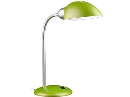 Настольная лампа (eurosvet) зеленый 18x66x18 см.