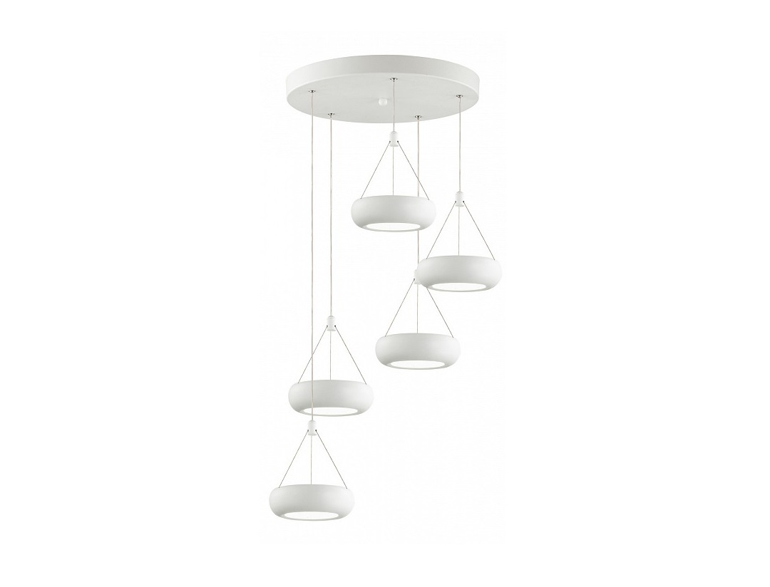 Подвесной светильник TellerПодвесные светильники<br>&amp;lt;div&amp;gt;Цоколь: LED&amp;lt;/div&amp;gt;&amp;lt;div&amp;gt;Мощность: 6W&amp;lt;/div&amp;gt;&amp;lt;div&amp;gt;Количество ламп: 5&amp;lt;/div&amp;gt;<br><br>Material: Металл<br>Height см: 120<br>Diameter см: 48