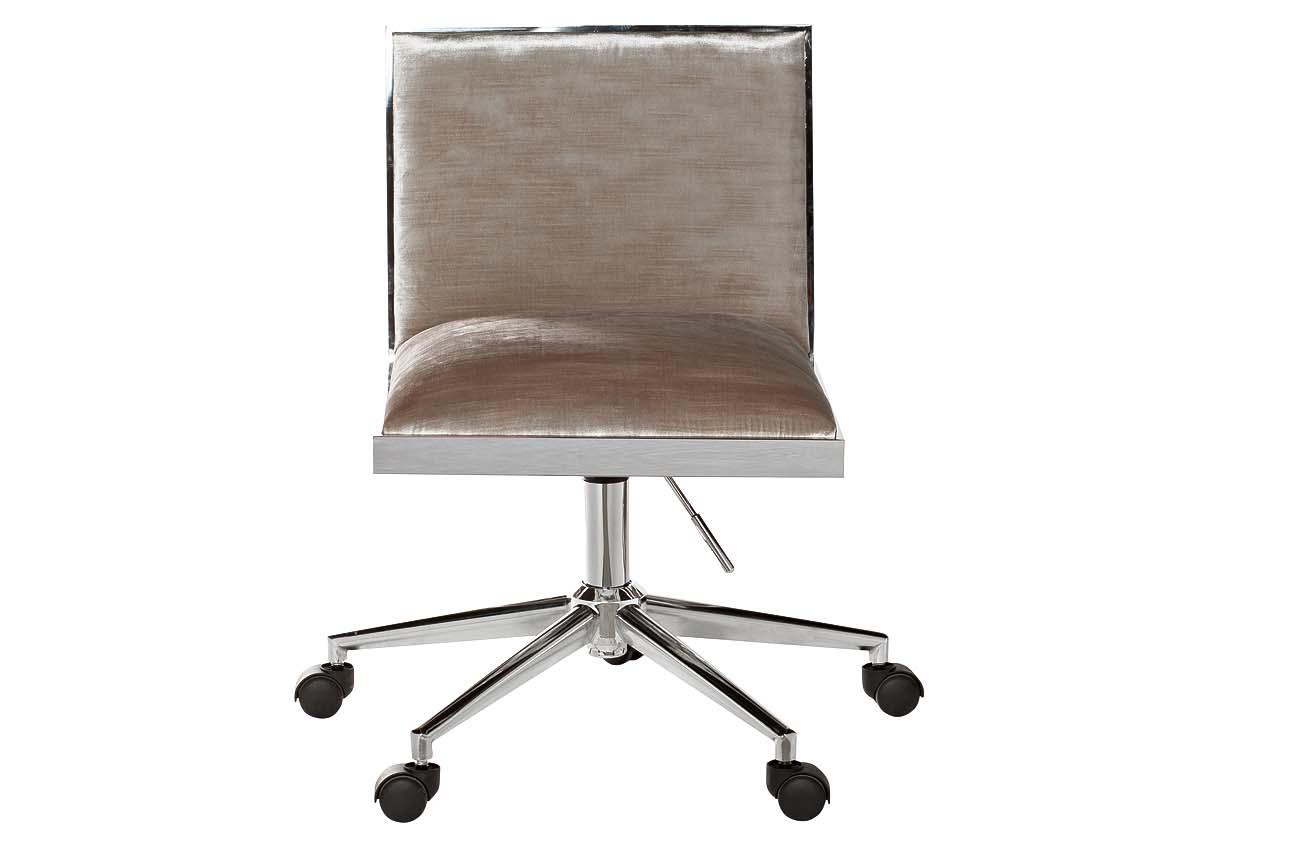 Кресло офисноеРабочие кресла<br><br><br>Material: Велюр<br>Width см: 48<br>Depth см: 57<br>Height см: 86