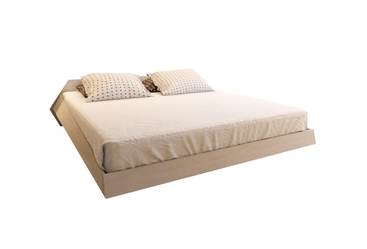 Кровать ГеометрияДеревянные кровати<br>Кровать без ножек, крепится к полу за стойку посередине и к стене за спинку<br>Конструкция кровати придумана нашим производством, она невероятно прочная, при этом достигнут эффект &amp;quot;полета&amp;quot;!<br>Матрас, белье и подушки в стоимость не входят&amp;amp;nbsp;&amp;lt;div&amp;gt;&amp;lt;br&amp;gt;&amp;lt;/div&amp;gt;&amp;lt;div&amp;gt;Размер спального места:с 200см на 180см&amp;amp;nbsp;&amp;lt;/div&amp;gt;&amp;lt;div&amp;gt;Материал: МДФ, шпон&amp;lt;br&amp;gt;&amp;lt;/div&amp;gt;<br><br>Material: МДФ<br>Ширина см: 180.0<br>Высота см: 65.0<br>Глубина см: 204.0