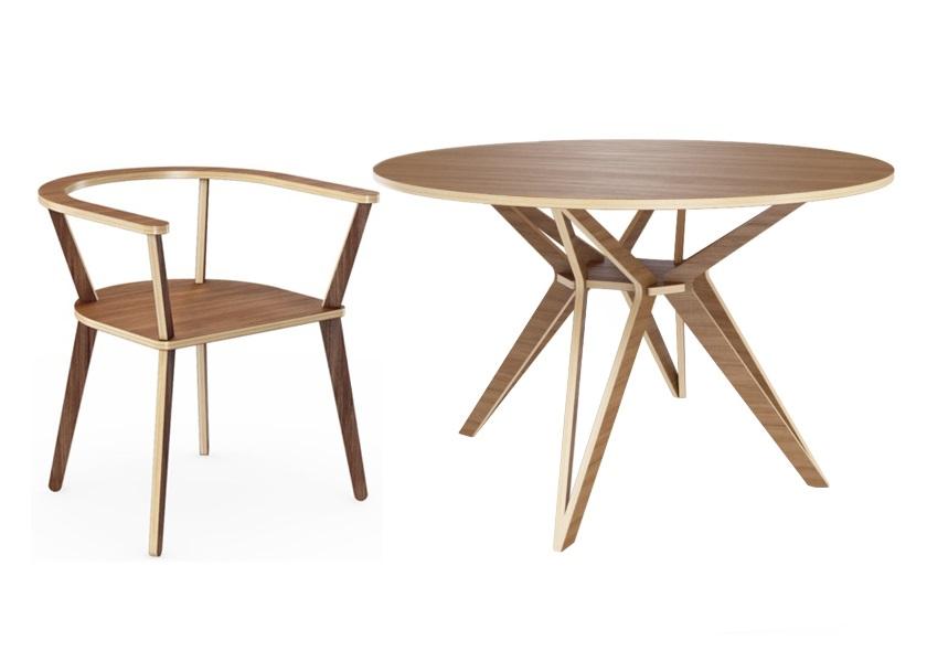 Обеденная группа Hagfors (стол + 4 стула)Комплекты для столовой<br>&amp;lt;div&amp;gt;Hagfors – это стол, необычный дизайн которого создаст изящный акцент в вашем интерьере.&amp;amp;nbsp;&amp;lt;/div&amp;gt;&amp;lt;div&amp;gt;возможность изготовления стола разных диаметрах: 60, 90, 100, 120 и 148см.&amp;amp;nbsp;&amp;lt;span style=&amp;quot;font-size: 14px;&amp;quot;&amp;gt;Прочный, стильный и удобный стул, настоящая классика скандинавского дизайна.&amp;lt;/span&amp;gt;&amp;lt;/div&amp;gt;&amp;lt;div&amp;gt;&amp;lt;br&amp;gt;&amp;lt;/div&amp;gt;&amp;lt;div&amp;gt;&amp;lt;span style=&amp;quot;font-size: 14px;&amp;quot;&amp;gt;Размеры стола: 75/120 см&amp;lt;/span&amp;gt;&amp;lt;br&amp;gt;&amp;lt;/div&amp;gt;&amp;lt;div&amp;gt;Материал стола: Фанера.&amp;amp;nbsp;&amp;lt;span style=&amp;quot;font-size: 14px;&amp;quot;&amp;gt;Отделка стола шпоном дуба.&amp;lt;/span&amp;gt;&amp;lt;/div&amp;gt;&amp;lt;div&amp;gt;&amp;lt;div&amp;gt;Размеры стула:65/65/72 см&amp;lt;br&amp;gt;&amp;lt;/div&amp;gt;&amp;lt;div&amp;gt;Материал стула: Фанера.&amp;amp;nbsp;&amp;lt;span style=&amp;quot;font-size: 14px;&amp;quot;&amp;gt;Отделка стула шпоном ореха.&amp;lt;/span&amp;gt;&amp;lt;/div&amp;gt;&amp;lt;/div&amp;gt;&amp;lt;div&amp;gt;Возможность изготовления комплекта в других цветах расцветках&amp;lt;br&amp;gt;&amp;lt;/div&amp;gt;<br><br>Material: Фанера<br>Высота см: 75