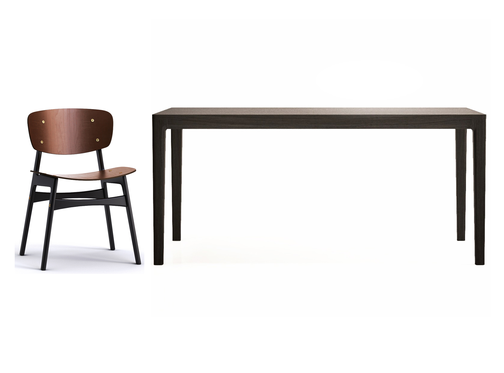 """Обеденная группа """"Mavis"""" (стол + 6 стула)"""