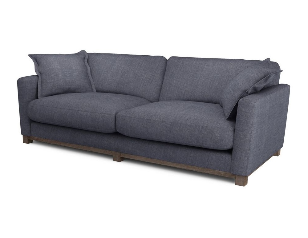 Диван FlintТрехместные диваны<br><br><br>Material: Фанера<br>Ширина см: 202.0<br>Высота см: 90.0<br>Глубина см: 90.0