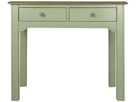 Консоль olivia (etg-home) зеленый 90x76x38 см.