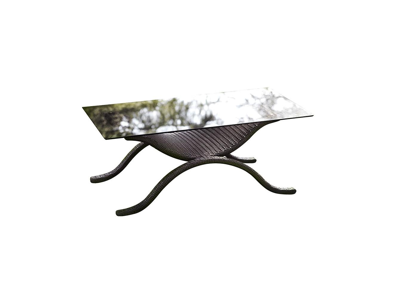 Стол ЖасминСтолы и столики для сада<br>Коллекция «Жасмин» - это высокое качество и повышенный комфорт мебели. Современный дизайн, привлекательность и функциональность сделают столик «Жасмин» отличным дополнением любого интерьера. Исключительное удобство при скромных габаритных размерах. <br>Стол из коллекции «Жасмин» может стоять на улице круглый год. Не боятся влаги и мороза.&amp;amp;nbsp;&amp;lt;div&amp;gt;&amp;lt;br&amp;gt;&amp;lt;/div&amp;gt;&amp;lt;div&amp;gt;Каркас не разборный, не раскладывается, стекло вынимается.&amp;lt;/div&amp;gt;&amp;lt;div&amp;gt;Цвет плетения: темно-коричневый. <br>Коллекция: &amp;quot;Жасмин&amp;quot;.&amp;lt;/div&amp;gt;<br><br>Material: Искусственный ротанг<br>Ширина см: 60<br>Высота см: 40<br>Глубина см: 90